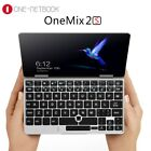 One Netbook One Mix 2/2S 7in Pocket Notebook for Win 10 M3 8100Y 8+256GB BT WiFi
