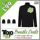 Custom Embroidered Classic softshell Personalised with your own Logo design