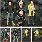 """Custom Stan Lee Action Figure 6"""" 1/12 Painted Head For Marvel Legends Collection"""