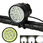60000LM Brightness T6 LED Cycling Bicycle Front Lamp Bike Headlight +Rear Light