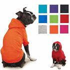 Внешний вид - ZACK & ZOEY HOODIE, 9 Colors, 6 Sizes! Basic Dog Puppy Sweatshirt Sweater Shirt