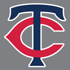 Minnesota Twins Vinyl Sticker / Decal * MLB * AL * Central * Baseball * MN * on Ebay