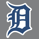 Detroit Tigers Vinyl Sticker / Decal * MLB * AL * Central * Baseball * MI *