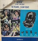 Graco Baby Infant 4Ever 4 in 1 Rear Forward Facing Cat Seat Booster Seat Matrix