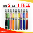 Starter Kit Vaporizers-E Pens Vape-Pen 510 1100mAh Battery  +  Wall Charger