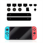 Tempered Glass Screen Protector + Anti-Dust Plug Guard Set For Nintendo Switch
