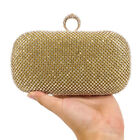 Wedding Party Women Handbag Bridal Purse Ladies Prom Club Evening Clutch Bag New