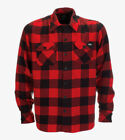 Dickies SACRAMENTO Hemd Regular Fit Long Sleeve Shirt red rot