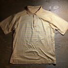 Men's Cutter & Buck Signature Collection Polo Golf Shirt Size Large