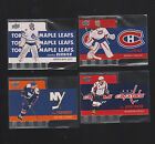 2015-16 TIM HORTONS DIE - CUTS  FINISH YOUR SET ( PICK 2) RARE CANADA ONLY