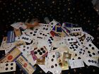Large Lot of miscellaneous Sewing Buttons, Closures And Snaps