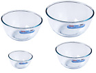 Pyrex Bowls Glass Mixing Dish Ovenware Microwave Oven safe - Various Sizes & Set