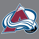 Colorado Avalanche Vinyl Sticker / Decal *NHL* Western * Central * Hockey *CO* $6.0 USD on eBay