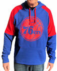 Philadelphia 76ers Mens Blue Within Reach Majestic Hoodie Sweatshirt on eBay