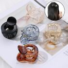 Shinny Simple Women Claw Hairpin Clamps Accessories Hair Clips Casual Fashion
