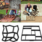 Внешний вид - Gardening Grids Pathmate Stone Mold Paving Concrete Stepping Pavement Paver HOT