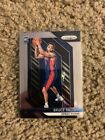 BRUCE BROWN 2018-19 PANINI PRIZM SILVER PRIZMS ROOKIE RC #132 DEETROIT PISTONS
