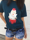 Mystic Messenger 707 Chicken UFO Inspired Short Sleeved Shirt