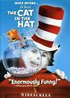 THE CAT IN THE HAT - DVD Movie - Complete - No Scratches FAST SHIPPING!