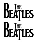 The Beatles Decals Qty (buy 1 Get 2) Free Shipping Die Cut