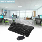 LESHP 2.4G Wireless Ultra-Thin Keyboard Mouse Combo with USB Receiver MY