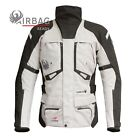 Merlin Horizon Black Ice 3 in 1 Airbag Ready Textile Motorcycle Jacket NEW