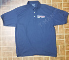 USPS POSTAL RURAL CARRIER NEW POLO SHIRT WITH EMBROIDERED POSTAL LOGO ON CREST