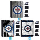 Winnipeg Jets Case For iPad Mini 1 2 3 4 5 6 Pro 9.7 10.5 12.9 Air $18.99 USD on eBay