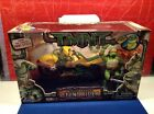 TMNT STUNT RIDER MICHELANGELO TMNT Movie 2007 Teenage Mutant Ninja Turtes