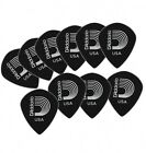 Best Planet Waves Picks Ice - D'Addario Planet Waves Duralin Black Ice Picks x10 Review