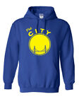 Vintage Golden State Warriors The City Blue Hoodie Sweater, New item overstock on eBay
