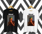 Blond Frank Ocean Music World Tour 2017 Men's T-shirt Black White S-2XL image