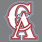 Los Angeles Angels of Anaheim Vinyl Sticker - Decal *MLB*AL*West*Baseball*CA*
