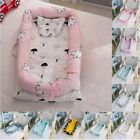 Removable Washable Newborn Sickness Travel Bed With Bumper Baby Cribs