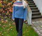 Design Icelandic Wool Sweaters - Hand made in Iceland - 100% Wool