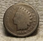 1869 indian hrad penny