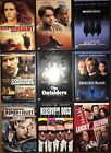 Drama Thriller DVD MOVIE LOT- 9 Movies: Reservoir Dogs, Mystic River & More!