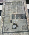 vintage lionel train track switches transformer lot