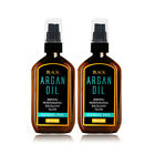 LAON Black Argan Oil Hair Essence 100ml+100ml For Demaged Hair Nourishing Care