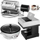 Commercial electric Coffee Roaster &Coffee Bean Roasting Machine &Coffee Printer