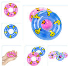 Baby Wash Bath Swimming Mini Swimming Rings Cute Floating Bath Toys for Baby