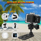 SQ23 WiFi Mini HD Spy Hidden Camera Night Vision Motion Detection 1080P Camera