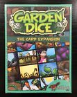 Garden Dice The Card Expansion Board Game by Meridae Games (BRAND NEW, SEALED)