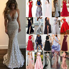 Sexy Womens Wedding Cocktail Formal Prom Evening Party Long Maxi Dress Ball Gown $17.47 USD on eBay