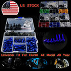 Fairing Bolt Kit Set Nuts Screws Motorcycle For Ducati 959 Panigale 2016 2020