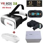 Latest VR BOX Headset Virtual Reality 3D Glasses for Samsung phone 6s 7+ AUS SLR