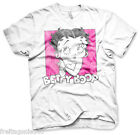 BETTY BOOP Distressed T-Shirt cotton officially licensed £15.21 GBP on eBay