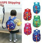 Kyпить Cartoon Baby Toddler Kids Dinosaur Safety Harness Strap Bag Backpack with Reins на еВаy.соm