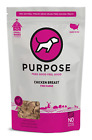 Purpose Freeze Dried Raw Chicken Breast Dog and Cat Treats Free-Range