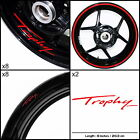 Triumph Trophy v2 Motorcycle Sticker Decal Graphic kit SPKFP1TR022 $95.0 USD on eBay